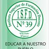 ISFD 39 VICENTE LOPEZ