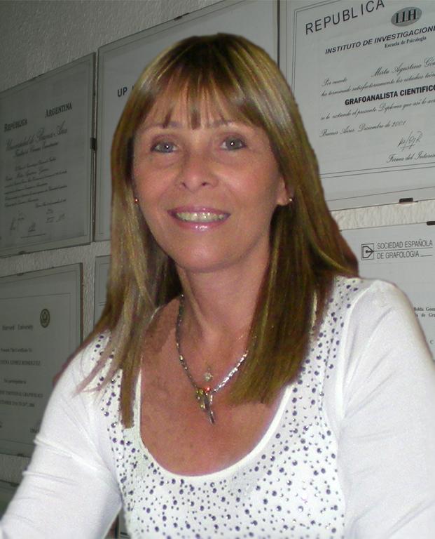 AGUSTINA  Gómez Rodríguez