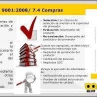 Calificación DE Proveedores  EC