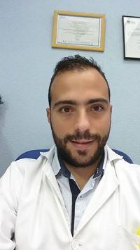 Nutricionista Amadeo Daza  Sánchez